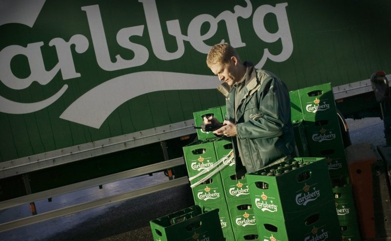 CARLSBERG UKRAINE SEEKS TO START EXPORTING LVIVSKE BEER TO CHINA