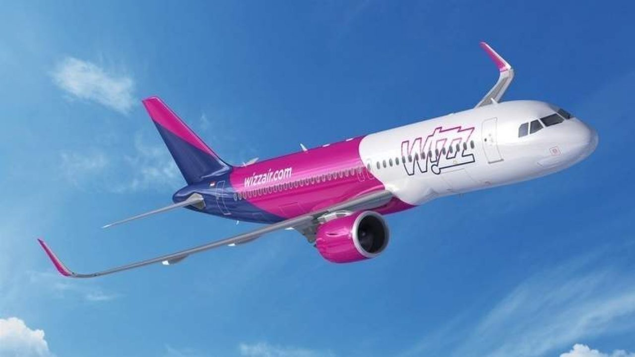 HUNGARIAN WIZZ AIR TO OPEN BASE AT LVIV AIRPORT IN UKRAINE